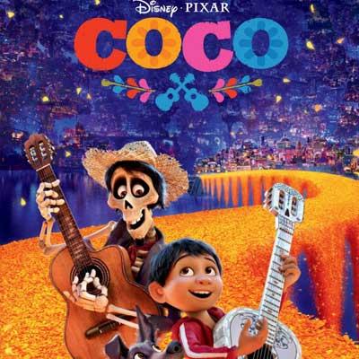 موسیقی متن فیلم کوکو