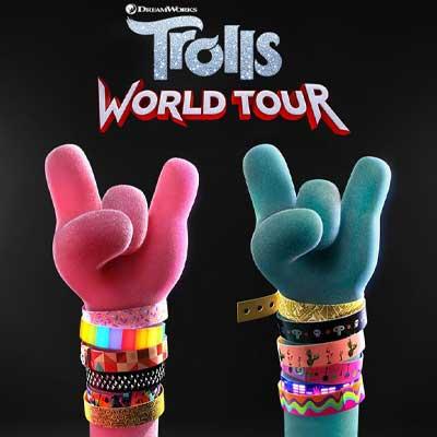 موسیقی متن فیلم Trolls World Tour