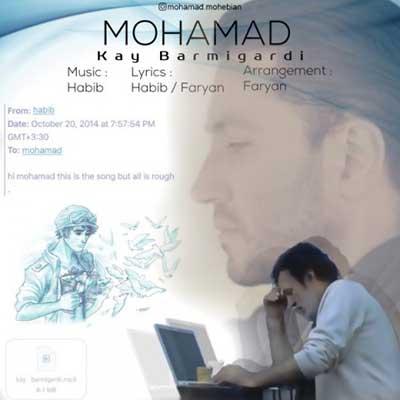 محمد محبیان کی برمیگردی