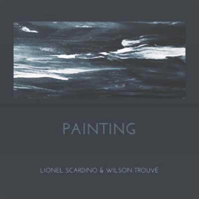 لیونل اسکاردینو نقاشی کردن