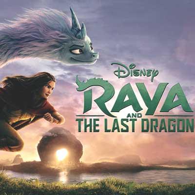 موسیقی متن انیمیشن رایا و آخری اژدها